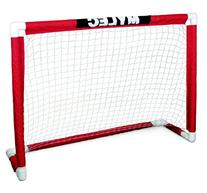 Mylec Jr. Folding Sports Goal, White