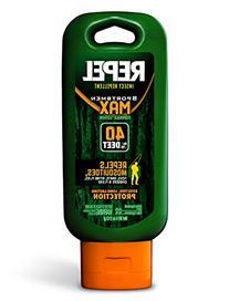Repel Insect Repellent Sportsmen Max Formula Lotion 40% DEET