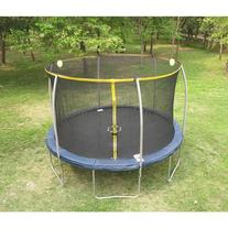 Sportspower 12' Trampoline with Enclosure and Electron