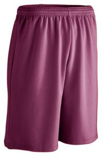 Augusta Drop Ship Long Length Wicking Mesh Athletic Short -