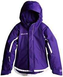 Columbia Sportswear Girl's Alpine Action Jacket, Hyper