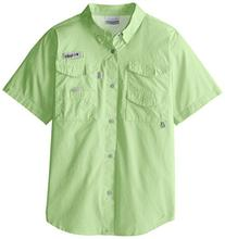Columbia Sportswear Boy's Bonehead Short Sleeve Shirt ,