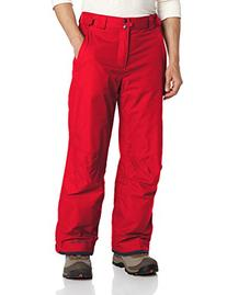 Columbia Sportswear Men's Bugaboo II Pant, Bright Red, Large