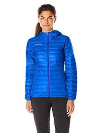 Columbia Women's Flash Forward Hooded Down Jacket, Blue