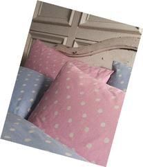 Cath Kidston Large Spot Double Duvet Cover - Pink