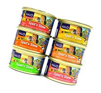 Halo Spot's Stew for Cats Variety Pack - 6 Flavors  - 3
