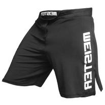 Meister MMA Sprint Stretch Board Shorts - Black - 38/39