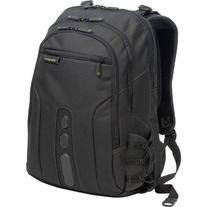 Targus Spruce EcoSmart Backpack for 15.6 Inch Laptops, Black