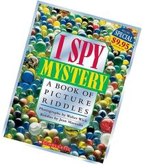 i spy mystery a book of picture riddles