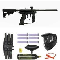 Spyder MR100 Pro Paintball Gun Marker Mega Set