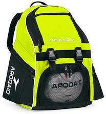 e109906f2 Diadora Uni Squadra Backpack Soccer Bag Yellow Os