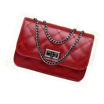 Eyedow eKingdom PU Leather Handbags Crossbody Embroidery