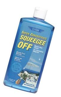 Squeegee-Off Glass Cleaner Concentrate