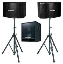 VocoPro SSP600 600W 15-Inch Vocal Speaker with 15-Inch