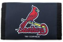 Rico Industries MLB St. Louis Cardinals Trifold Wallet Nylon