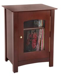 Crosley ST75-CH Bardstown Entertainment Cabinet, Cherry