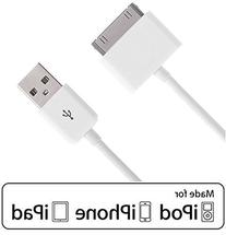iPhone 4 4s Charger : Stalion® Stable 30-Pin USB Sync Cable