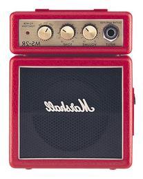 Marshall Mini Stack Series MS-2R Micro Guitar Amplifier