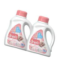 Dreft Stage 1: Newborn Liquid Laundry Detergent , 50 Fl Oz