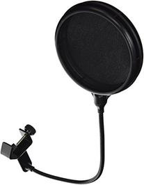 On Stage ASFSS6 GB Dual Screen Pop Filter