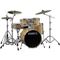 "Yamaha Stage Custom Birch 5pc Drum Shell Pack - 22"" Kick,"