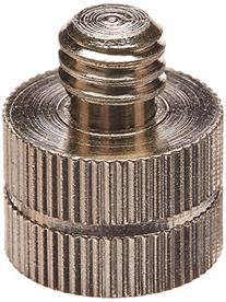 On Stage MA100 3/8-Inch Male to 5/8-Inch Female Mic Screw