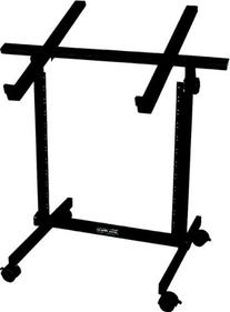 On Stage RS9050 Adjustable Amp/Mixer Stand