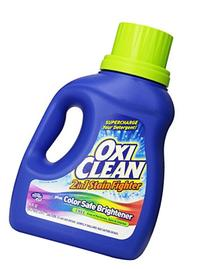 OxiClean 2in1 FREE Liquid Stain Fighter with Color Safe