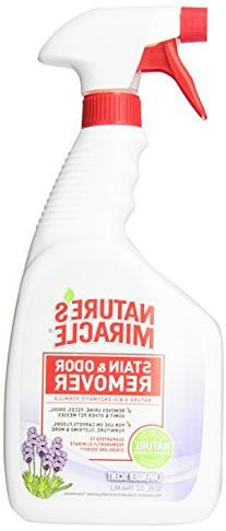 Nature's Miracle Stain & Odor Remover, Lavender Scent, 32-
