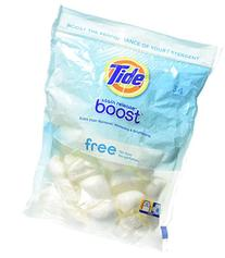 Tide Free Stain Release Boost Laundry Detergent Pods