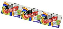 Shout Stain Remover Wipes-12 ct