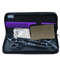 Finejo Professional Stainless Hairdressing Barber Hair