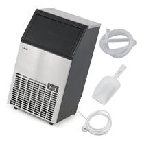 Della© Stainless Steel Commercial Ice Maker