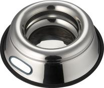 Indipets Stainless Steel Spill Proof - Splash Free No Tip