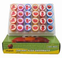 Elmo Stampers Party Favors