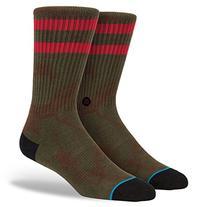 Stance Athletic Lite Skate Socks - Men's Ninja-Green, L/XL