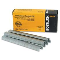 Bostitch B8  PowerCrown  Premium Staples, 0.25 Inch Leg,