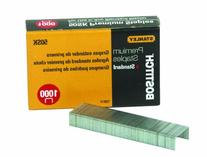 Bostitch Premium Standard Staples, 0.25 Inch Leg, Quarter-