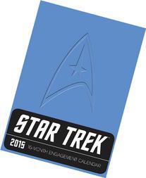 Star Trek 2015 16-Month Engagement Calendar