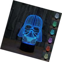 Padaday Star War Darth Vader 3D Optical Illusion Desk Table