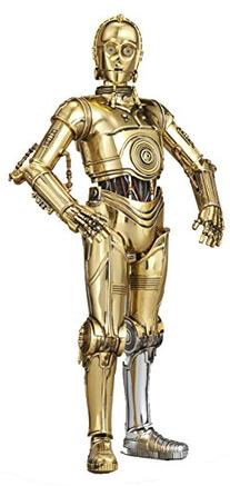 Bandai Hobby Star Wars Character Line 1/12C-3PO Star Wars