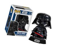 Star Wars - Darth Vader POP Figure Toy 3 x 4in