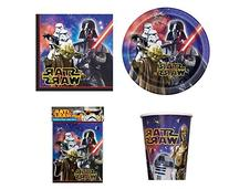 Star Wars Birthday Party Pack for 8 Guests