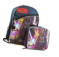 Star Wars Classic Characters Kids School Backpack with