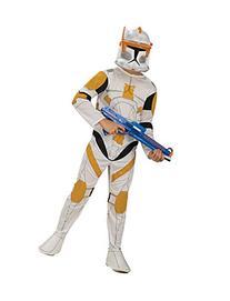 Star Wars Clone Wars Clone Trooper Child's Commander Cody