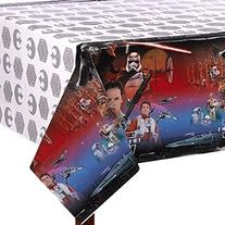 Star Wars Epsiode VII Plastic Table Cover 2-Pack