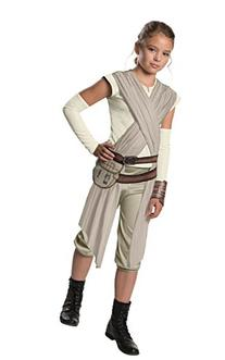 Star Wars: The Force Awakens Child's Deluxe Rey Costume,
