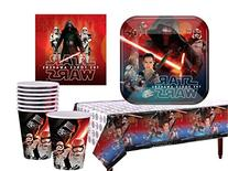 Star Wars The Force Awakens Party Supply Pack for 16