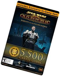 Star Wars: The Old Republic - 5500 Cartel Coins + Exclusive