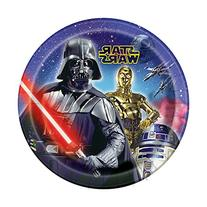 "Star Wars 9"" Party Plates, 8-count"